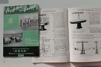 18766 Advertisement Brochure Butzke Werke Berlin Wash Take a Bath System Sanitar