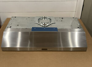 "Broan BCDJ136 120 - 400 CFM 36""W Under Cabinet Range Hood - Stainless Steel"