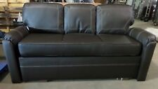 "New RV Trailer Camper Home 72"" Jack Knife Sofa Bed Couch Chestnut"
