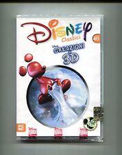 Disney Classici # DISNEY CREAZIONI IN 3D # I CD Rom di Topolino n.40 - PC MAC