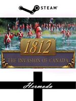 1812: The Invasion of Canada Steam Key - for PC or Mac (Same Day Dispatch)