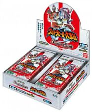 BANDAI Battle Spirits Collaboration Booster Ultra Hero Concentration Pack CB01