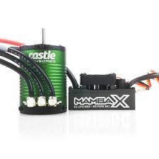 Castle Creations - MAMBA X Sensored 25.2V WP ESC 1406-7700KV Combo