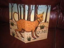 DUNE - LOUSTAL / PARINGAUX - EDITION ORIGINALE 1994 SEUIL JEUNESSE CARTONNEE