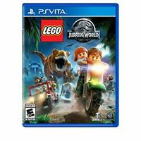 Lego Jurassic World PlayStation Vita For Ps Vita Very Good 5E