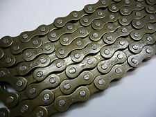 "1/2"" x 1/8"" Single Speed CHAIN Bike Bicycle Fixie BMX Sturmey Archer Old School"
