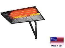 HEATER - Commercial - Ceramic Infrared - LP Propane - Steel Const - 22,000 BTU