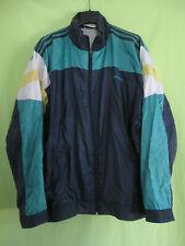 Veste Adidas Toile 90'S Marine Nylon Polyamide Vintage ancien Jacket - 180 / L