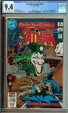 DETECTIVE COMICS #532 CGC 9.4 OW/WH PAGES