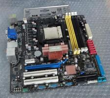 ASUS M3A78-CM REV. 1.01G Socket AM2 Motherboard with DVI / VGA Outputs and BP
