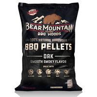 Bear Mountain BBQ FK18 Premium All-Natural Hardwood Smoky Oak BBQ Smoker Pellets