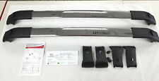 2011-2013 Kia Sorento Chrome Cross Bars w/Panoramic Sunroof 1U021-ADU11 OEM