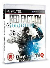 """Red Faction Armageddon PS3 """"FREE UK P&P"""" THERE IS LIFE ON MARS- SUPERB HD ACTION"""