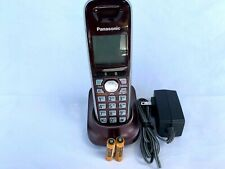 Panasonic KX-TGA653R Replacement/Expansion Handset  FOR KX-TG6511,6512,6513,6531