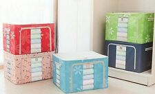 BUY 1 TAKE 1 LIMITED OFFER!!! Fabric Storage Boxes 88 Liters Foldable