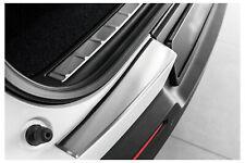 Ladekantenschutz für Volvo XC40 Edelstahl Rostfrei Abkantung ab Bj. 2018-