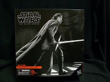 Star Wars Black Series 6 inch Walmart ''Kylo Ren Throne Room set''.