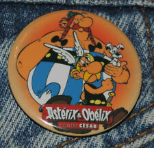 Pin Button Badge Ø38mm Astérix & Obélix