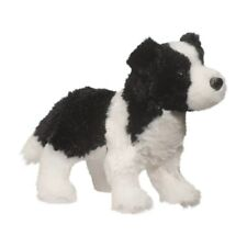 Meadow the Plush Border Collie Dog Stuffed Animal - Douglas Cuddle Toys - #4009