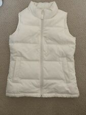 Lands' End Girls Size 6x - 7 (large) Down VestPuffer Puffy Sweater Vest