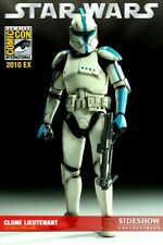 Sideshow 1/6 Republic Clone Lieutenant Militaries of Star Wars Exclusive Figure