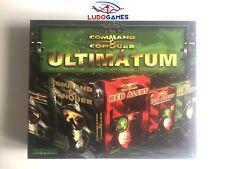 Command & Conquer Ultimatum PC Como Nuevo Completo Mint Videojuego Videogame