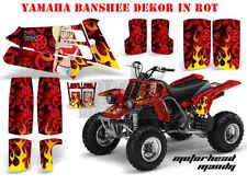 Amr racing décor Graphic Kit ATV yamaha le Hurleur yfz 350 Motorhead Mandy B