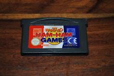 Jeu HAMTARO HAM-HAM GAMES pour Nintendo Game Boy Advance GBA