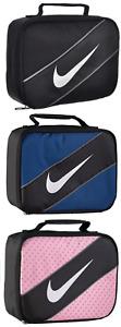 Nike Classic Swoosh Insulated Storage Lunch Box Bag Tote School Work Camp