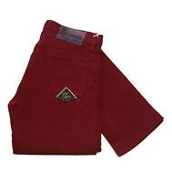 Roy Rogers P.57 BULL Pantalone Uomo Colore Rosso tg 30 | -62 % OCCASIONE |