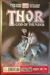 Thor God of Thunder #6 1st Appearance of Knull Symbiote God