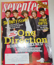 Seventeen Magazine One Direction Wild Pranks WITH ML January 2014 121314R