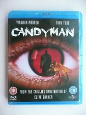 Candyman (Blu-ray 2011) Bernard Rose, Virginia Madsen, Tony Todd, Xander Berkley