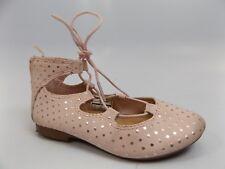 OshKosh B'Gosh Karlie Girl's Flat, Pink, 7 M US Toddler PRE OWNED M826