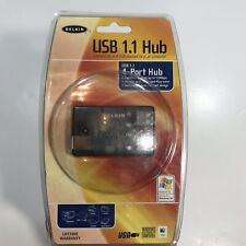 Belkin USB 1.1 Hub 4 Port Hub F5U014
