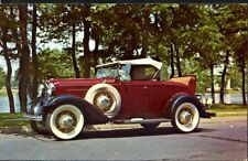 Antique Autos, 1932 Ford V8 Deluxe Roadster, Unused, (891