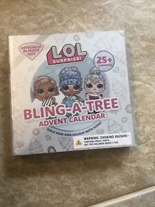 Lol Surprise Bling A Tree Advent Calendar
