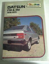 CLYMER DATSUN F10 & 310 1976-79 SHOP MANUAL