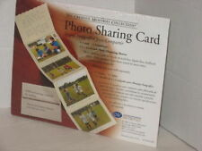 Photo Sharing Card - Creative Memories Colletion NEW (unopened)
