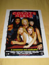 COYOTE GIRLS / DINOSAURE (Disney) Affiche poster 40 x 60