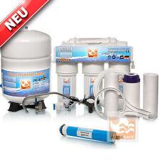 AQUASAFE AS5000 5-Stufige Umkehr-Osmose-Anlage, Osmosis Wasserfilter Anlage