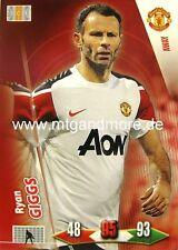 Adrenalyn XL Man. United - Ryan Giggs - Away