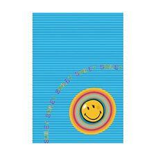 Smiley 8902 Blue Sitap cm. 140 x 200