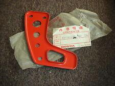 Nos Honda Elsinor CR 250 R 1978 79 80 guía de cadena de un cohete 52156-430-700ZA Rojo