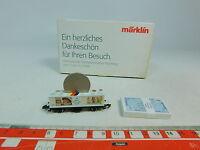 AU594-0,5# Märklin mini-club Z/DC Containerwagen Spielwarenmesse 1998, NEUW+OVP