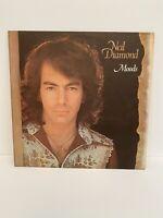 NEIL DIAMOND Moods ORIGINAL 1972 VINYL RECORD LP UNI 93136