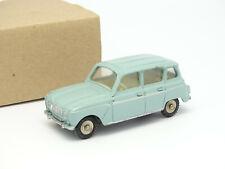 Dinky toys France SB 1/43 - Renault 4L Bleue 518