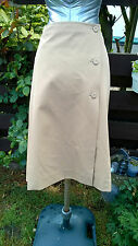 Ladies Camel Skirt By Prada Size 10