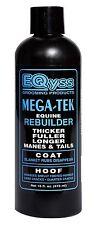 EQyss Mega-Tek Equine Mane/Coat/Tail/Hoof equine Rebuilder Conditioner