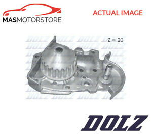 ENGINE COOLING WATER PUMP DOLZ R135 P NEW OE REPLACEMENT